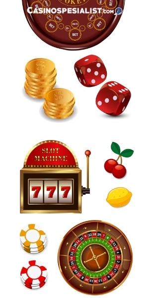 Casino spillutviklere