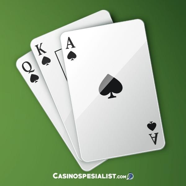 Verdien på kortene