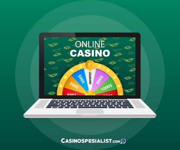 nettbaserte casinoer